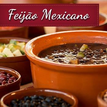 Receita de Feijão Mexicano